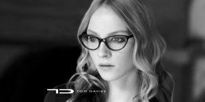 Tom Davies bespoke eyewear